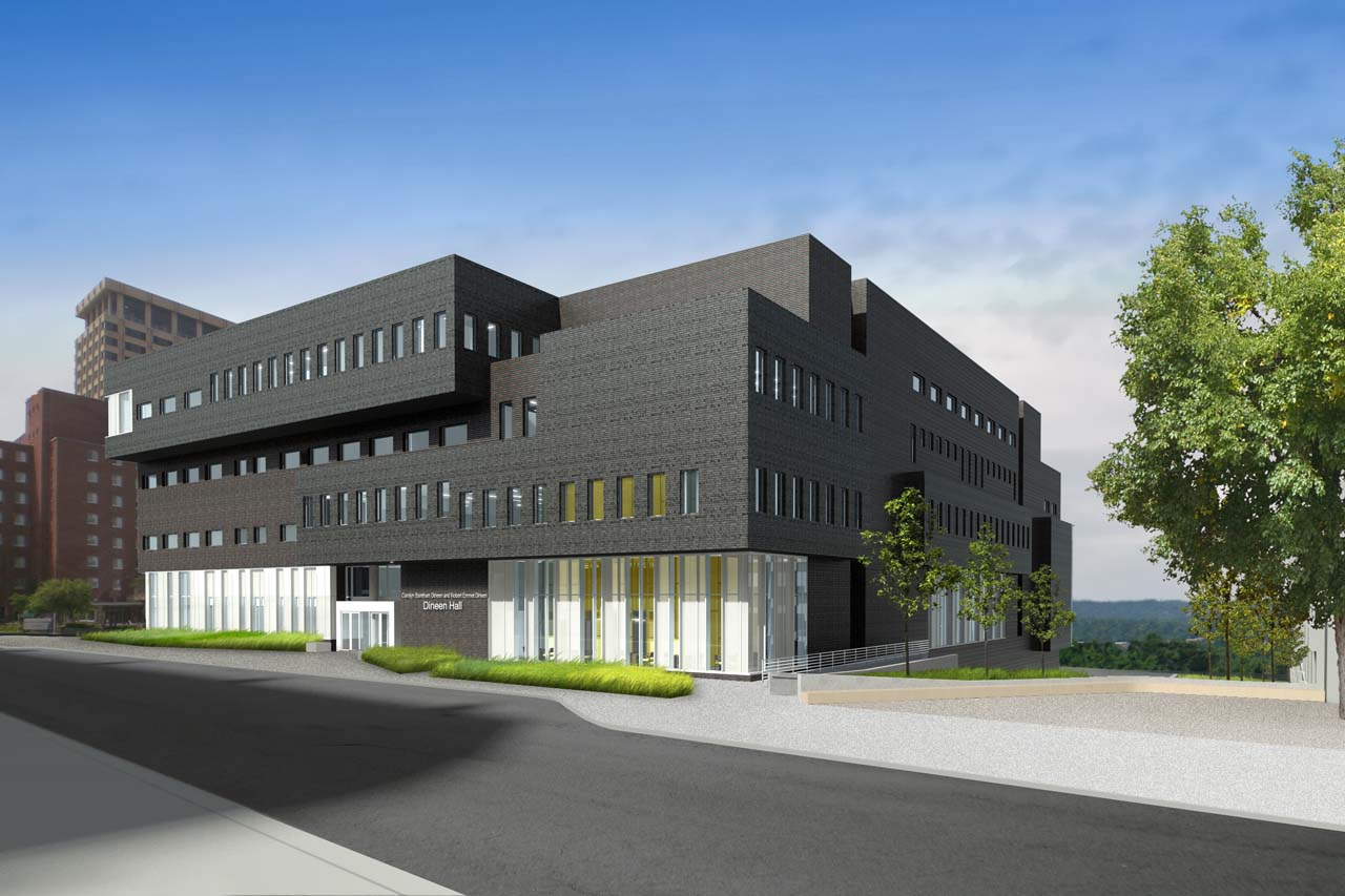 Vision | Dineen Hall – Syracuse University College of Law